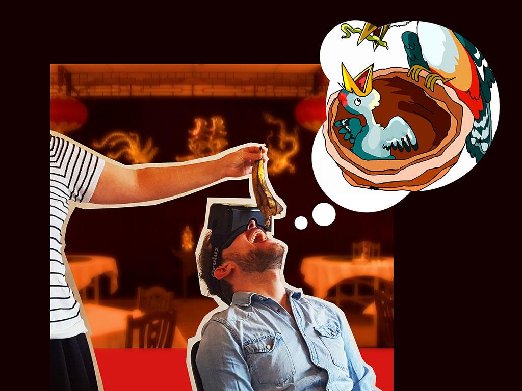 VR Restaurant
